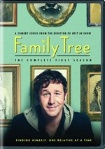 Family Tree: The Complete First Season DVD Cover