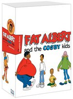 Fat Albert and the Cosby Kids: The Complete Series DVD Cover