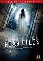 Fear Files DVD Cover