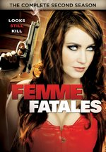 Femme Fatales: The Complete Second Season DVD Cover
