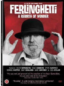 Ferlinghetti: A Rebirth of Wonder DVD Cover