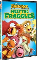 Fraggle Rock: Meet the Fraggles DVD Cover