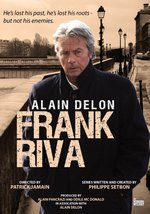 Frank Riva: The Complete Series DVD Cover