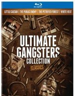 Ultimate Gangster Collection: Classics Blu-Ray Cover