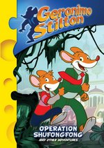 Geronimo Stilton: Operation ShuFongFong DVD Cover