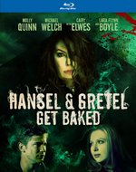 Hansel & Gretel Get Baked Blu-Ray Cover