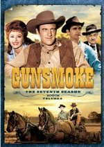 Gunsmoke: The Seventh Season Vol. 2 DVD Cover