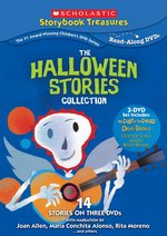 The Halloween Stories Collection, Volume 2 DVD Cover