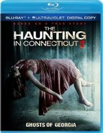The Haunting in Connecticut 2: Ghosts of Georgia Blu-Ray Cover