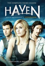 Haven: The Complete Third Season DVD Cover