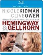 Hemingway & Gellhorn Blu-Ray Cover