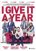I Give It a Year DVD Cover