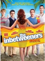 The Inbetweeners Movie DVD Cover