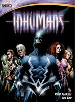 Inhumans DVD Cover