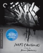 Ivan's Childhood Criterion Collection Blu-Ray Cover