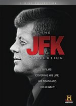 The JFK Collection DVD Cover