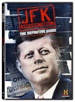JFK Assassination: The Definitive Guide DVD Cover