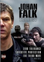 The Johan Falk Trilogy DVD Cover