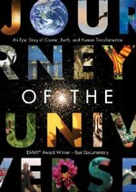 Journey of the Universe DVD Cover