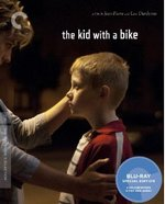The Kid with the Bike Criterion Collection Blu-Ray Cover