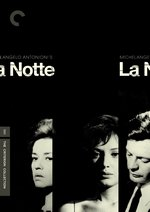 La notte Criterion Collection Cover