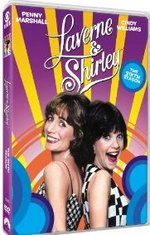 Lavern and Shirley: The Sixth Season DVD Cover