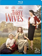 A Letter to Three Wives Blu-Ray Cover