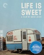Life is Sweet Criterion Collection DVD Cover