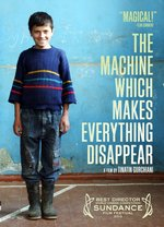 The Machine Which Makes Everything Disappear DVD Cover