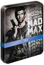 Mad Max Trilogy Blu-Ray Cover