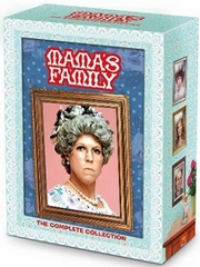 Mama's Family: The Complete Series DVD Cover