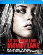 All the Boys Love Mandy Lane Blu-Ray Cover