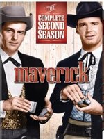 Maverick: The Complete Second Season DVD Cover