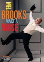 American Masters Mel Brooks: Make a Noise DVD Cover