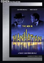 Two Men in Manhattan DVD Cover