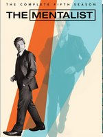 The Mentalist: The Complete Fifth Season DVD Cover