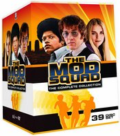 Mod Squad: The Complete Collection DVD Cover