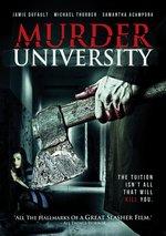 Murder University DVD Cover