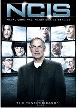 NCIS: The Tenth Season DVD Cover