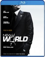 New World Blu-Ray Cover