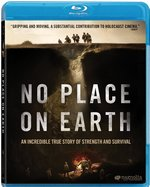 No Place on Earth Blu-Ray Cover