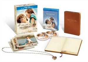 The Notebook Gift Edition Blu-Ray Set