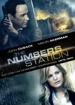 The Numbers Station DVD Cover