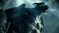 Top 2013 sci-fi film Pacific Rim features many creatures, including this handsome specimen.