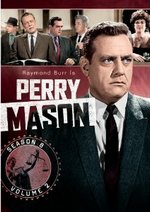 Perry Mason: The Eighth Season Vol. 2 DVD Cover