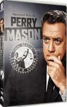 Perry Mason: The Ninth and Final Season - Vol. One DVD Cover