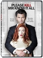 Please Kill Mr. Know It All DVD Cover
