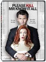 Please Kill Mr. Know It All DVD Cover
