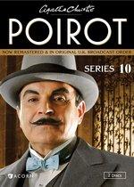 Agatha Christie's Poirot, Series 10 DVD Cover