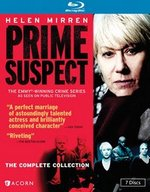 Prime Suspect: The Complete Collection Blu-Ray Cover